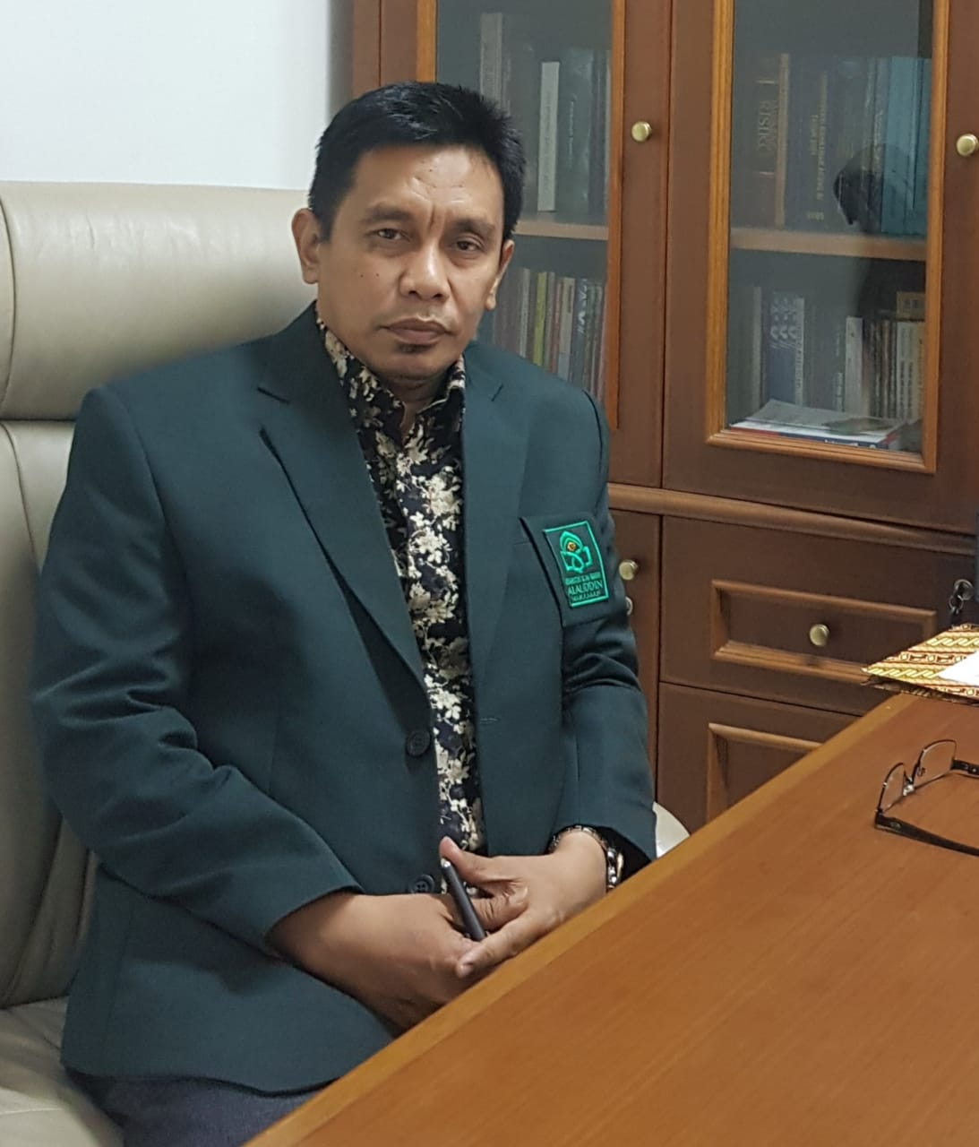 Dr. H. MUAMMAR MUHAMMAD BAKRY, LC., M.Ag.